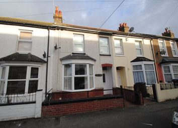 Thumbnail 3 bed end terrace house for sale in Glencoe Road, Margate