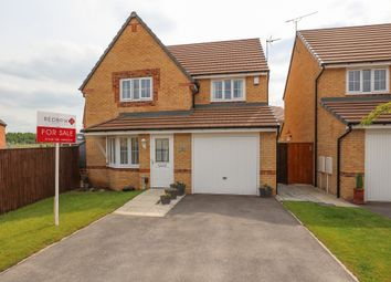 Thumbnail 3 bed detached house for sale in Ashbourne Way, Rotherham