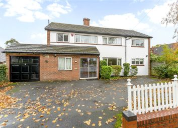 Thumbnail 4 bed detached house for sale in The Ridgway, Sutton