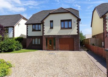 Thumbnail 4 bed detached house for sale in Hendre Road, Tycroes, Ammanford
