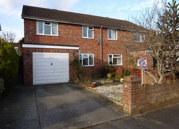 Thumbnail 4 bed semi-detached house for sale in Etheldene Road, Cashes Green, Stroud