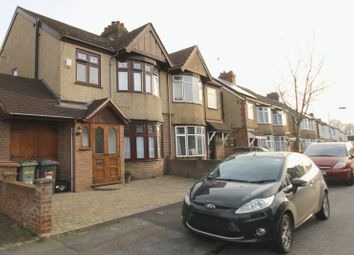 Thumbnail 3 bed semi-detached house to rent in Sunridge Avenue, Luton