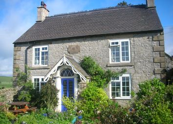 Thumbnail 3 bed cottage for sale in Alstonefield, Ashbourne Derbyshire