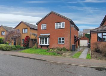 4 bed detached house for sale in Barling Drive, Ilkeston DE7