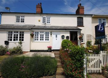 Thumbnail 2 bed terraced house for sale in Grange Road, Wickham Bishops, Witham, Essex