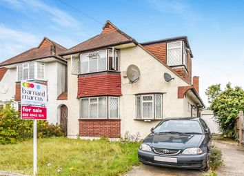 Thumbnail 3 bed detached house for sale in Minstead Way, New Malden
