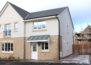 Thumbnail 2 bed semi-detached house to rent in 14 Skene Crescent, Westhill