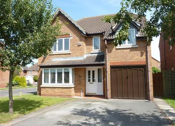 Thumbnail 4 bed detached house for sale in Snowdrop Close, Healing, Grimsby