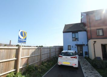 Thumbnail 2 bed semi-detached house for sale in Mariners Walk, Barry
