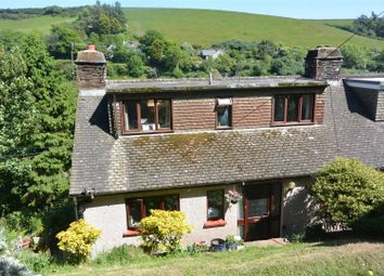 Thumbnail 4 bed semi-detached house for sale in Longcoombe Lane, Polperro, Looe