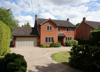Thumbnail 5 bedroom detached house to rent in Gaston Street, East Bergholt, Colchester, Suffolk