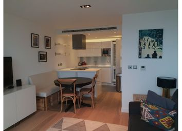 Thumbnail 1 bedroom flat to rent in 1 Avantgarde Place, London