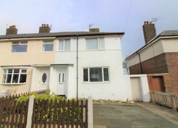 Thumbnail 3 bed semi-detached house for sale in Buxton Avenue, Bispham