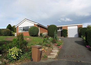 Thumbnail 3 bed bungalow to rent in Oerley Close, Oswestry