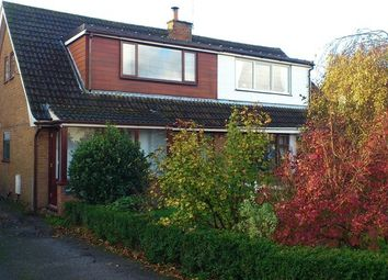 Thumbnail 3 bed semi-detached bungalow for sale in Smallwood Hey, Pilling, Preston