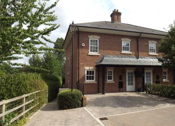 Thumbnail 4 bed end terrace house to rent in Quoitings Drive, Marlow, Buckinghamshire