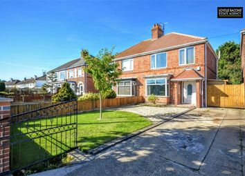 Thumbnail 3 bed property for sale in Little Coates Road, Grimsby