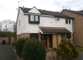 Thumbnail 2 bed semi-detached house for sale in Pym Leys, Long Eaton, Nottingham