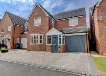 Thumbnail 4 bed detached house for sale in Amble Close, Streetly, Sutton Coldfield