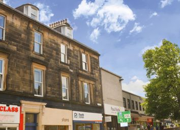 Thumbnail 4 bed flat for sale in Port Street, Stirling, Stirling