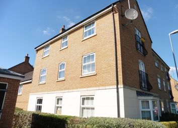 Thumbnail 2 bed flat to rent in Malsbury Avenue, Scraptoft, Scraptoft, Leicester, Leicestershire