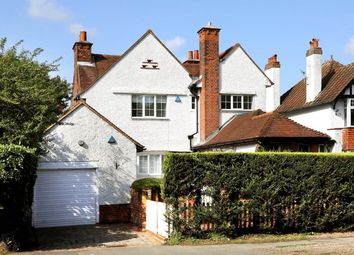 Thumbnail 4 bed detached house for sale in Park Lane, Beaconsfield