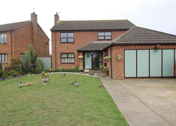 Thumbnail 4 bed detached house for sale in Bell Meadow, Martham, Great Yarmouth