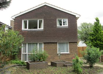 Thumbnail 4 bedroom detached house to rent in Southfields, Roxton