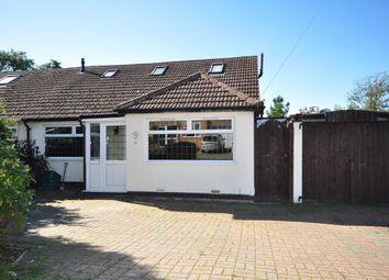 Thumbnail 4 bedroom semi-detached house to rent in Springfield Road, Larkfield, Aylesford