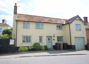 Thumbnail 5 bedroom detached house for sale in Low Street, Oakley, Diss