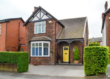 Thumbnail 3 bed detached house for sale in Queens Road, Chorley
