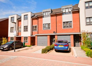 Thumbnail 3 bed town house for sale in Rembrandt Way, Watford