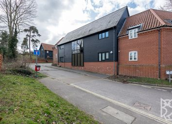 Thumbnail 2 bed flat for sale in Black Barn Close, Somersham, Ipswich