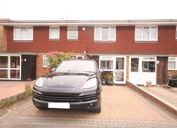 Thumbnail 3 bed terraced house to rent in Pippin Close, Croydon