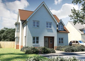 "Thumbnail 4 bed detached house for sale in ""The Malham"" at Bishopsfield Road, Fareham"