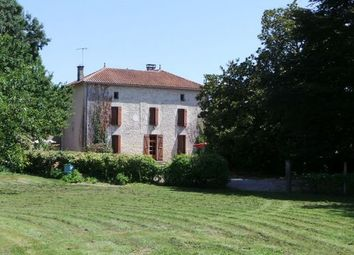 Thumbnail 4 bed property for sale in Chef Boutonne, Poitou-Charentes, France