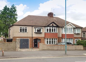 Thumbnail 5 bed semi-detached house for sale in Stanley Park Road, Carshalton