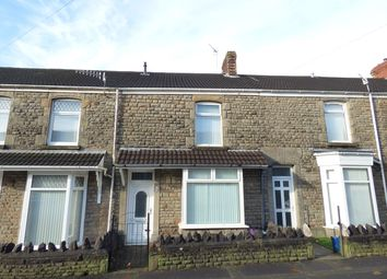 Thumbnail 2 bed terraced house for sale in Cecil Street, Manselton, Swansea