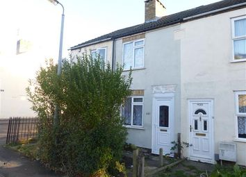 Thumbnail 2 bedroom terraced house for sale in Gladstone Street, Peterborough