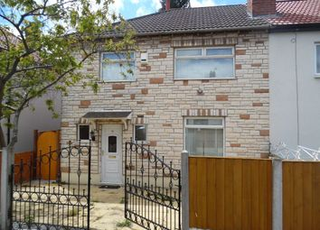 Thumbnail 3 bed semi-detached house to rent in Stamfordham Drive, Allerton, Liverpool