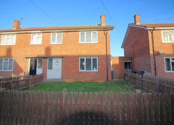 Thumbnail 3 bed semi-detached house for sale in Bamburgh Place, Darlington