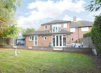 Thumbnail 3 bed semi-detached house for sale in Fernhurst Close, Beaconsfield, Buckinghamshire