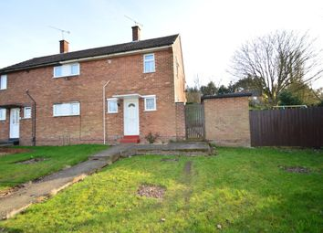 Thumbnail 3 bedroom semi-detached house for sale in Birkfield Close, Ipswich