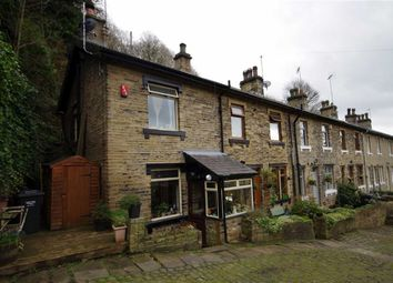 Thumbnail 1 bed end terrace house to rent in Staups Lane, Shibden Valley, Halifax