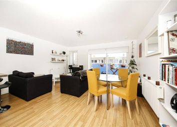 Thumbnail 2 bed flat to rent in Beaton House, 50 William Whiffin Square, Bow, London