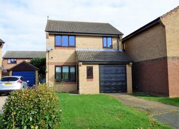 Thumbnail 3 bed detached house for sale in Willow Close, Woodford Halse, Northants