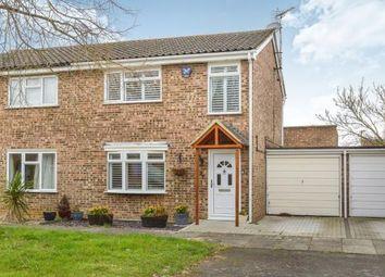 Thumbnail 3 bed semi-detached house for sale in Hastings, Stony Stratford, Milton Keynes, Buckinghamshire