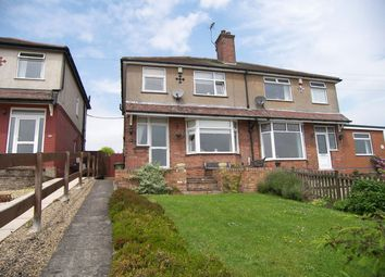 Thumbnail 3 bed semi-detached house for sale in Birches Lane, South Wingfield, Alfreton, Derbyshire