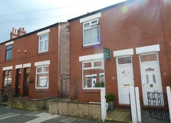 Thumbnail 2 bedroom semi-detached house to rent in St Saviours Road, Great Moor, Stockport