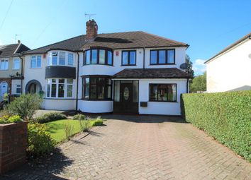 4 bed semi-detached house for sale in Dunard Road, Shirley, Solihull B90